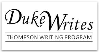 Logo DukeWrites